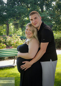 Mom and Dad Belly Hold-