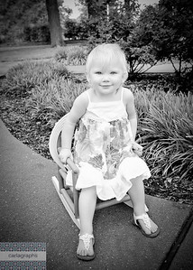 M in Chair bw-