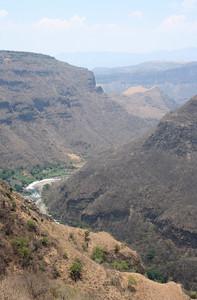 canyon just outside guadalajara