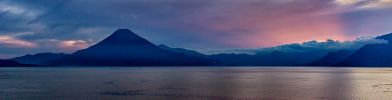 Lake Atitlán Panorama