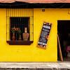 Small Restaurant, Antigua, Guatemala