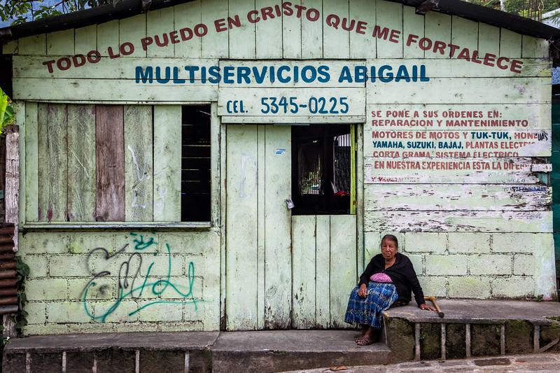 Repair Shop, Guatemala
