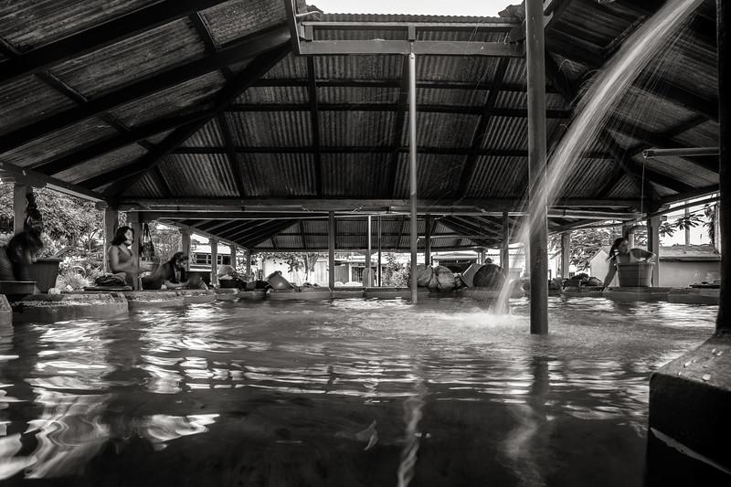 Communal Laundry Pool, Guatemala