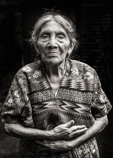 Weaver Woman, Guatemala