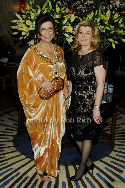 Litsa Florrs and Mary Ellen Keating