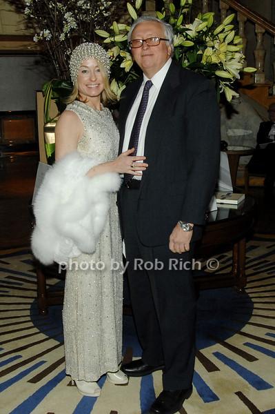 Robin Cofer and Dominik Dalleva