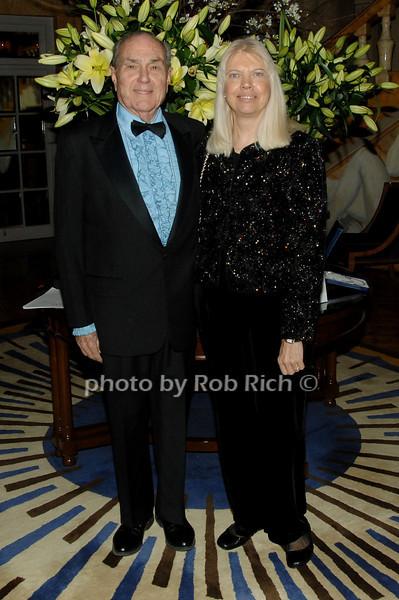 Stanley Cohen and Pat Schmidt