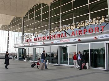 Erbil Airport, Iraq