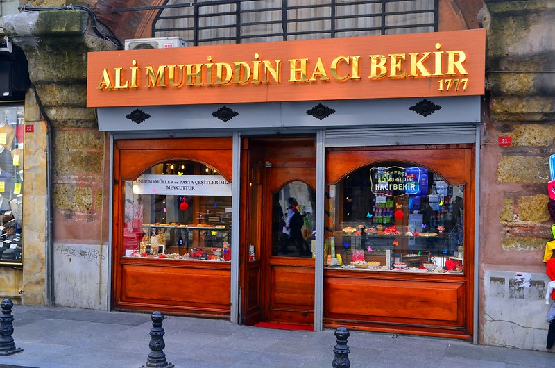Ali Muhiddin Hac? Bekir Lokumlar? - Home of Turkish Delights