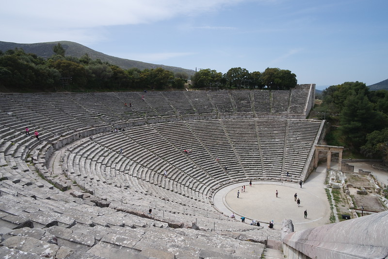 The Sanctuary of Asklepios at Epidaurus
