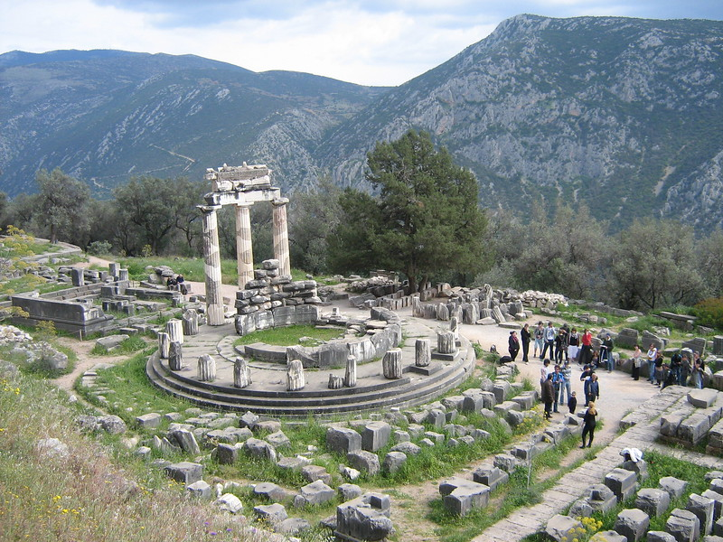 Top Greek UNESCO World Heritage Sites #2 - Delphi