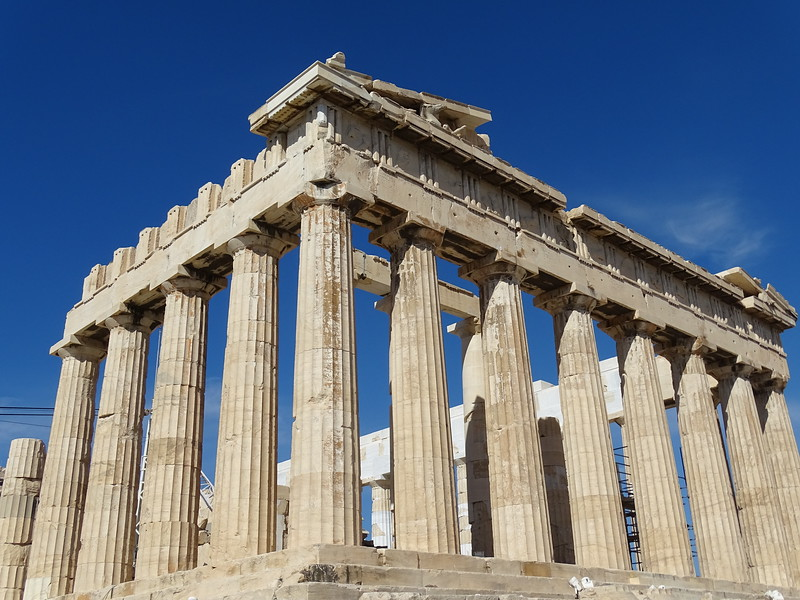 Top Greek World Heritage Sites #1 - The Acropolis