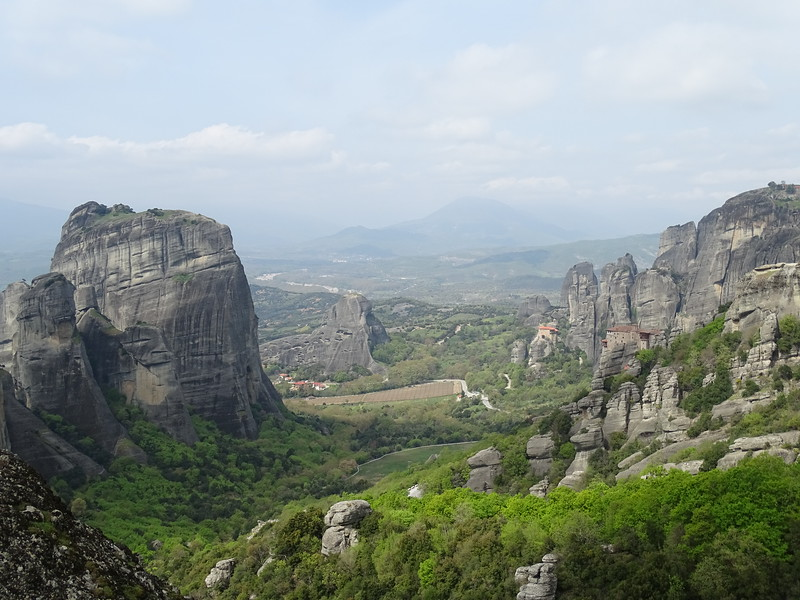 Meteora Greek World Heritage Site