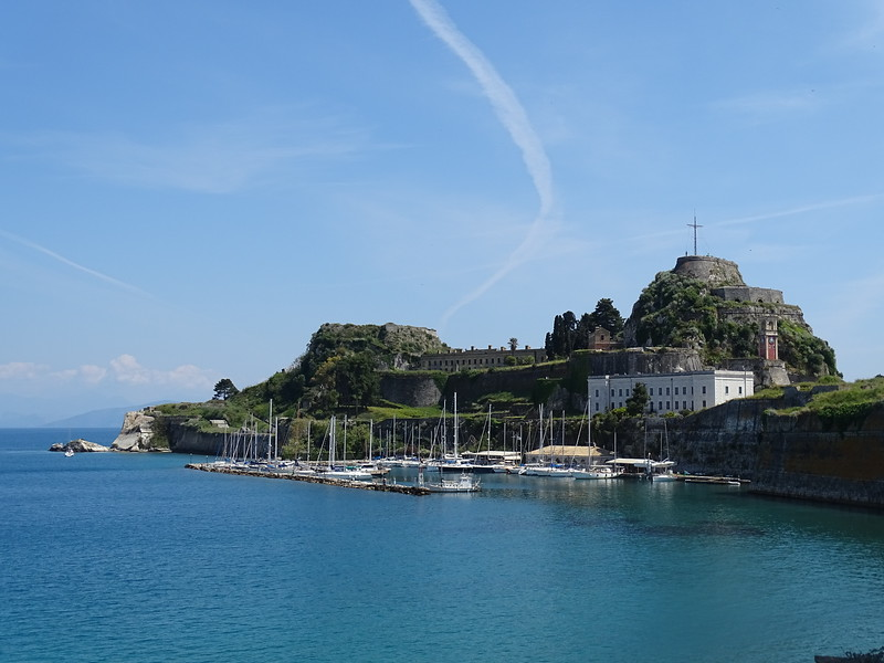 Corfu - Top Greek UNESCO Sistes