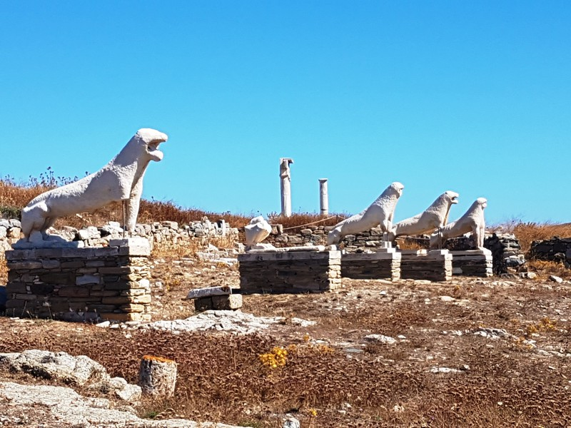 Top Greek World Heritage Sites #3 - Delos
