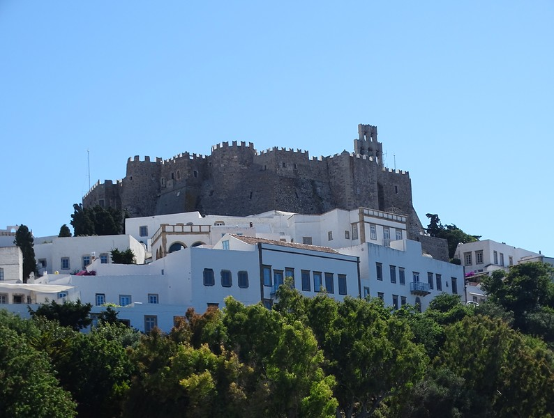 Top Greek World Heritage Sites -  Monastery of Saint John in Patmos