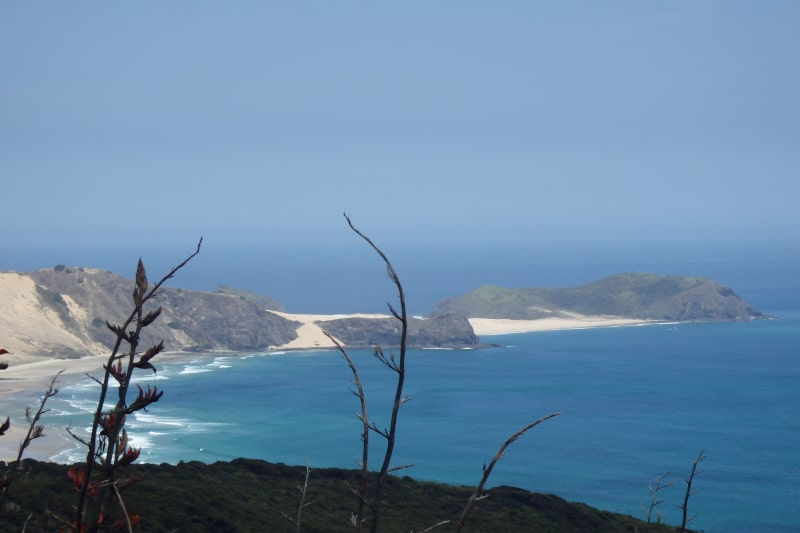 Cape Reinga on the North Island of New Zealand