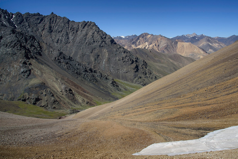 Pamir Mountains, Tajikistan