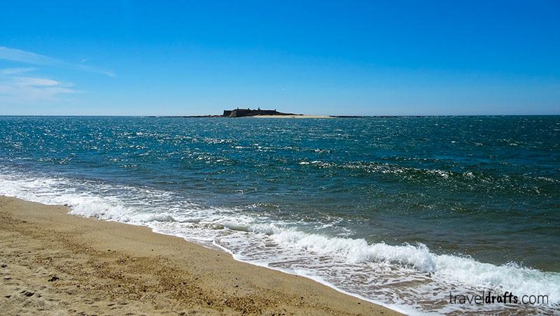 Caminha Beach