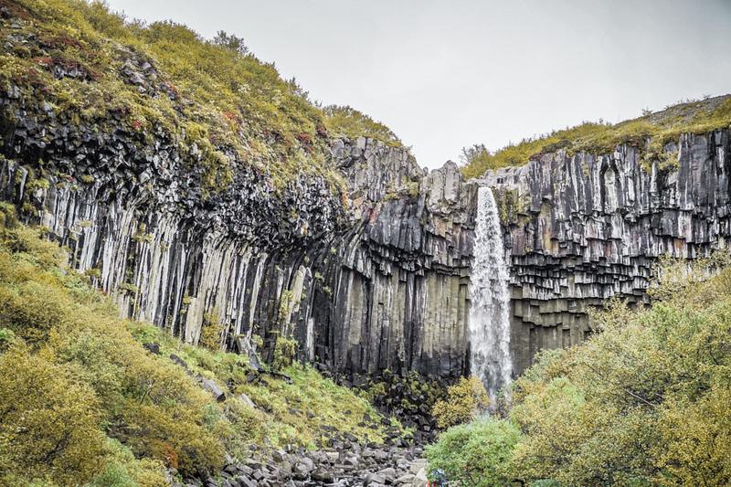 Skaftafell Park, Iceland