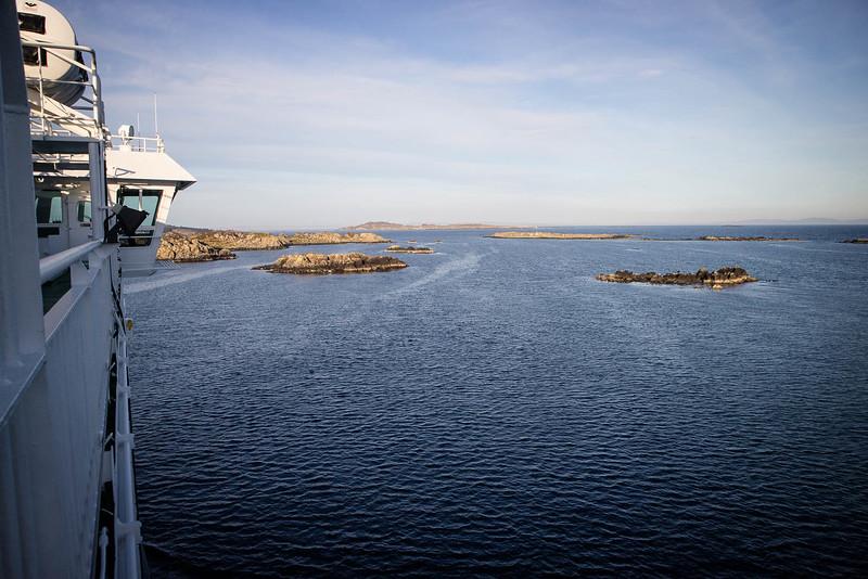 Island Hopping en las islas escocesas