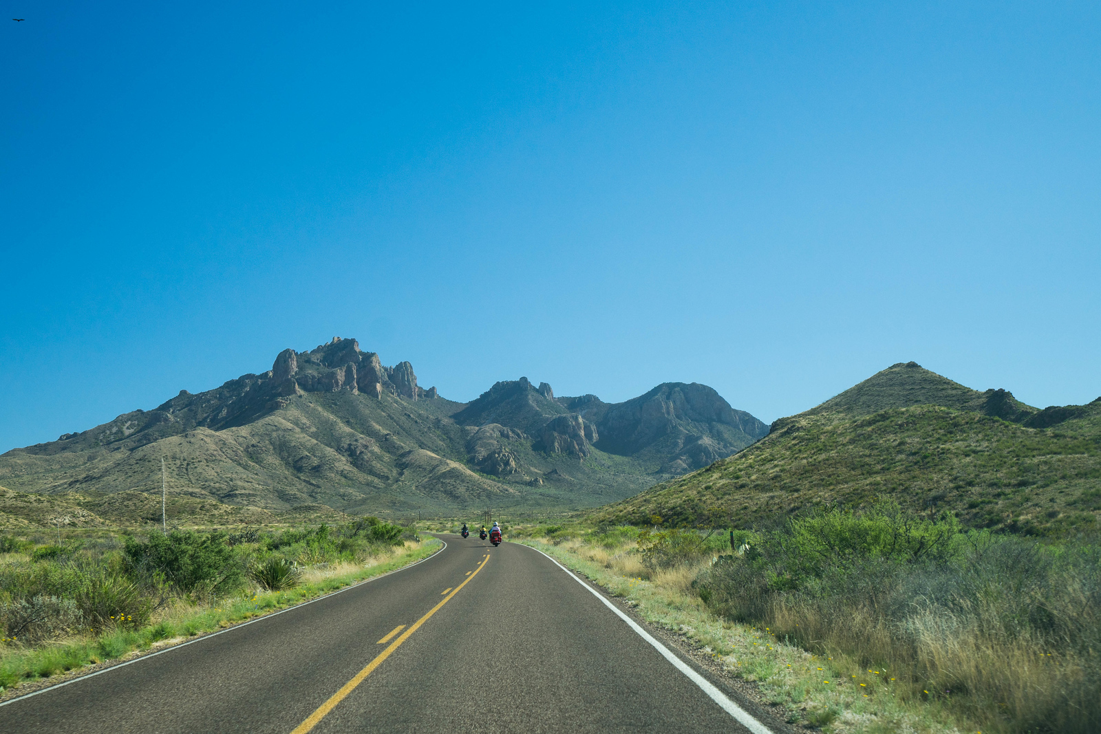 The Arid Trails of Big Bend National Park