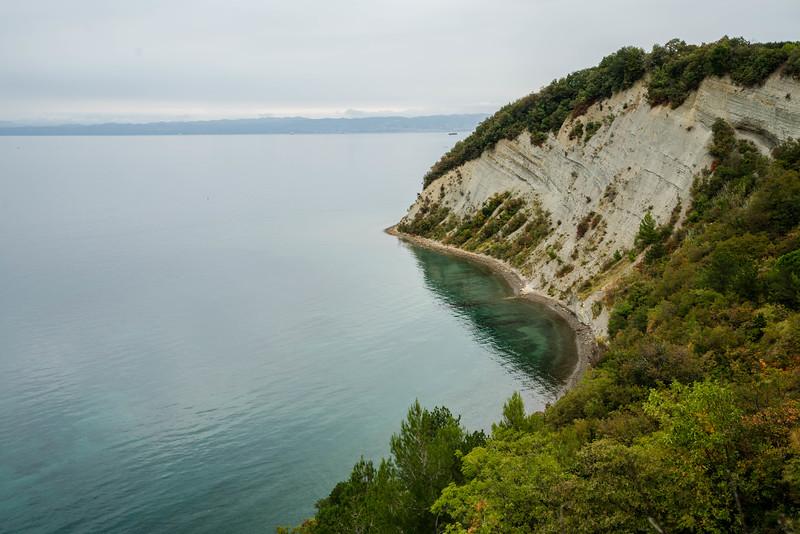 Strunjan Nature Reserve, Slovenia