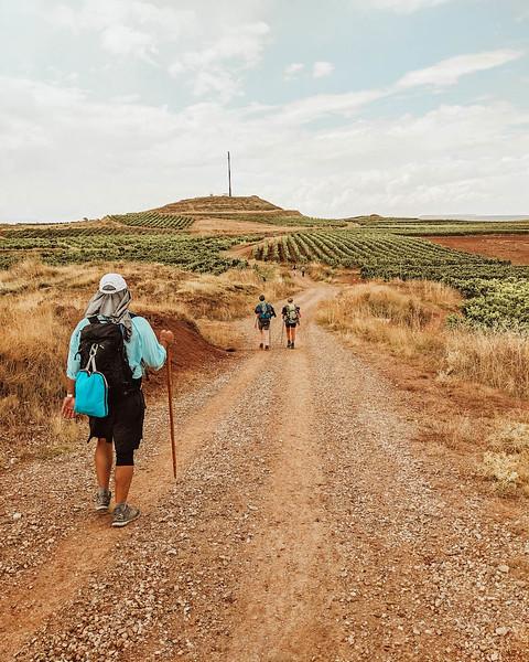 Walking the Camino de Santiago tips