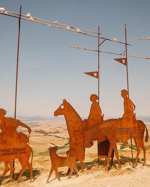 Views and advice for the Camino de Santiago