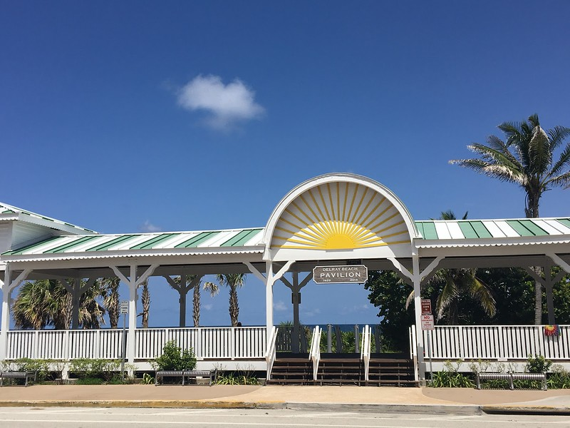 head to del ray beach for a lot of fun