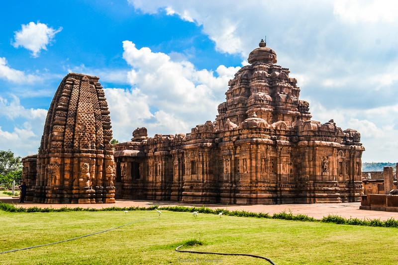 Templo Virupaksha Pattadakal Aihole