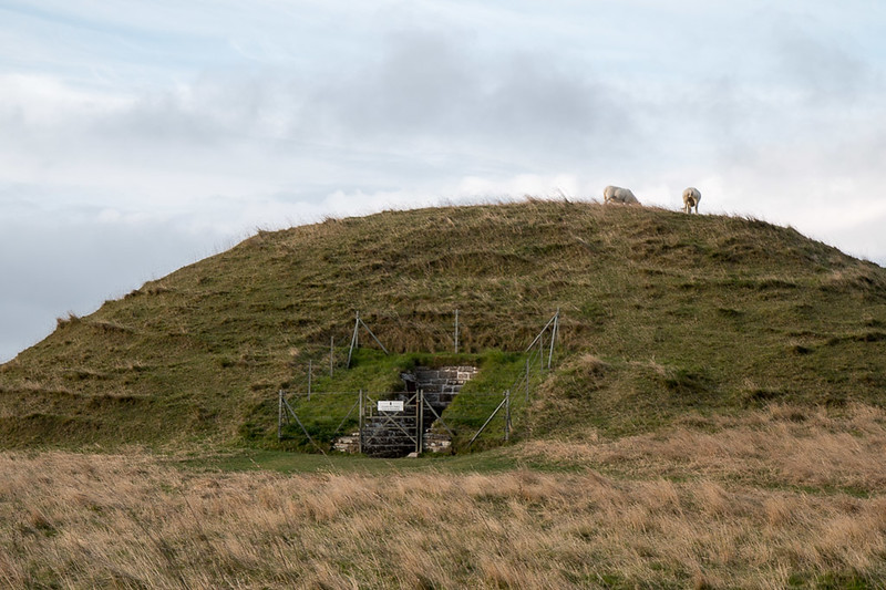 Burial Mound at Maeshowe