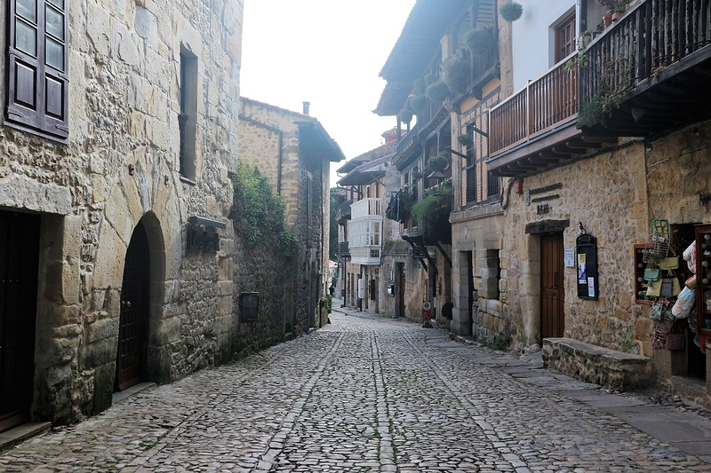 Streets of Santillana del Mar
