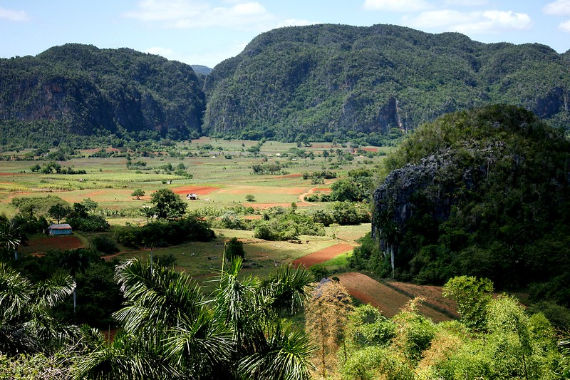 THE VALLEY OF VIÑALES