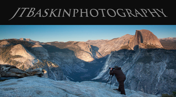 "<div align=""center""> Welcome to JTBaskinphotography!!! </div>  <br>          I am a 31 year old photographer currently living in Fresno, CA.  I have a love of light, a passion for photography, and an obsession with the outdoors. I have taken a few photography and dark room classes through the years, but am basically self taught. I have always possessed a love for the art, a thirst to keep learning, and desire to capture the beauty of my surroundings in images. When I was a child and people would ask what I wanted to be when I grew up my response was always ""a National Geographic Photographer.""  While I haven't got that call from Nat. Geo, I have been able to fine tune my skill, travel to some of the coolest places on Earth, and learn a few things along my way. As I continue to grow, improve, and progress as a photographer I hope to be able to share the beauty and wonder of our natural world with as many people as possible. I encourage everyone that visits to please ""comment"" in my guestbook below, I welcome all feedback or suggestions. And if you would like to receive show schedules and offers via email please leave your email address as well (not to worry - your email address will kept private). You can also follow me on Facebook at http://www.facebook.com/jtbaskinphoto to keep up with my latest shots and adventures! <br><br> All of my prints are printed on the very best quality papers and mediums. They are printed by one of California's most recognized print labs, ensuring the most vibrant, detailed, and consistent prints available. With proper care any of my prints will last a lifetime with out fading or deteriorating.  One of our most popular mediums are ""MetalPrints™.""  MetalPrints™ represent a new art medium for preserving photos by infusing dyes directly into specially coated aluminum sheets. Because the image is infused into the surface and not on it, your images will take on an almost magical luminescence. You've never seen a more brilliant and impressive print! Colors are vibrant and the luminescence is breathtaking. Detail and resolution are unsurpassed.  To compliment this modern form of printing, MetalPrints™ come with a ""float"" hangers so that they literally float about an inch off of your wall, making these unique prints beautiful, clean, and crisp displays on anyone's walls.  They can even be wiped clean with just some water and a paper towel! Unfortunately, at this time, only Metal Prints are available for purchase directly through my website. These prints will be fulfilled and shipped directly through the print lab and therefore will not be signed. Customers are welcomed to send me their order via email to ensure that I get to sign each piece. As with all of my prints, MetalPrints™ can be special ordered in almost any size. Please email me via the link below with any questions or for quotes and for ordering paper prints, custom sizes or other mediums."