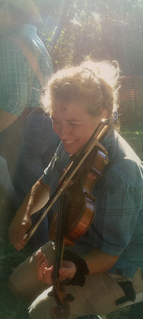 At Lyons Fiddle Fest