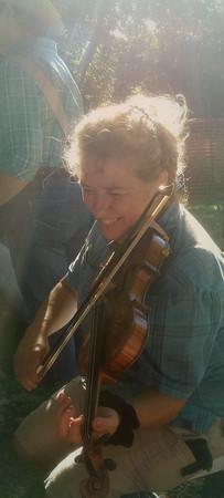 At Lyons Fiddle Fest