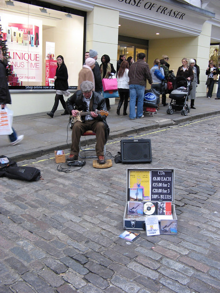 "street musicians are just so wonderful - specially if they are of ""high quality"" found in Europe"