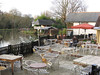 same pub, same river