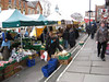 Guildford Saturday market