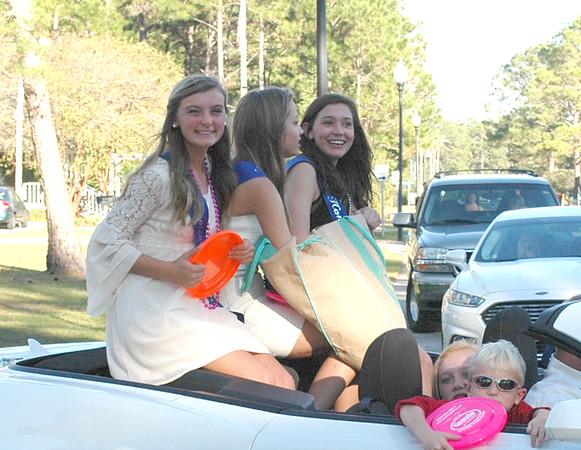 Gulf Shores High School Homecoming Parade