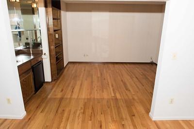 """den tv room on main floor  wet bar comes out  door here is too low abt 6'5"""""""