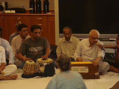 Satsang at Guru Nanak Nivas