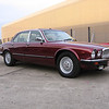 H263DCD-XJ12Series3 : A lovely Series 3 XJ12 in Regency red with KWE suspension/brakes/steering, intensive engine service, bodywork, respray, new interior trim. Gorgeous!
