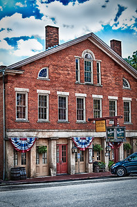 The Warehouse in Roscoe Village in Coshocton, Ohio.