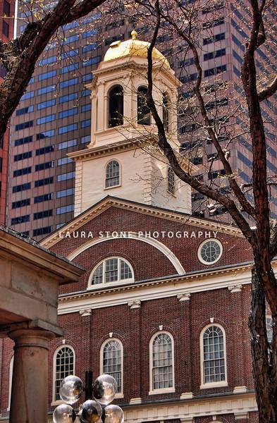 Fanueil Hall, Boston, Massachusetts