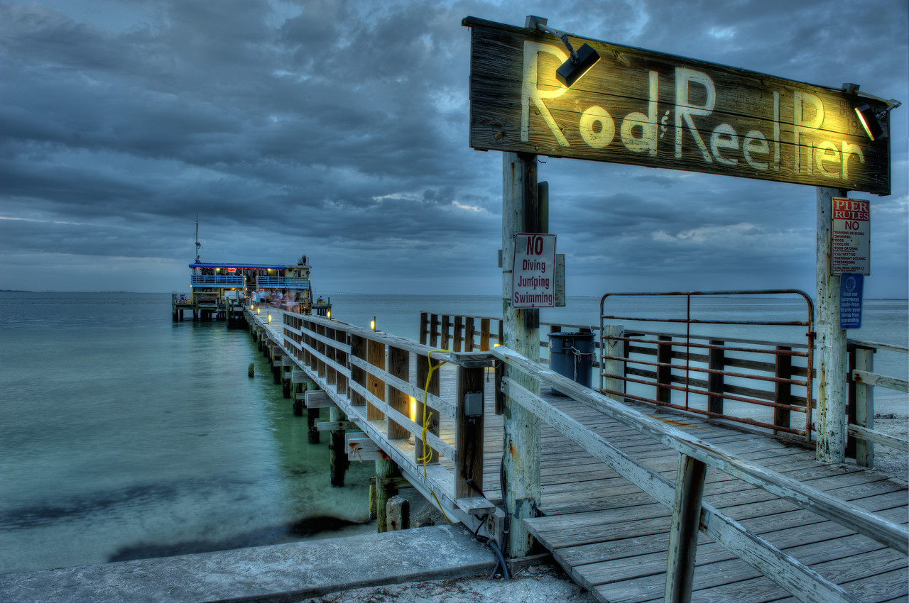 Rod and Reel Pier 2