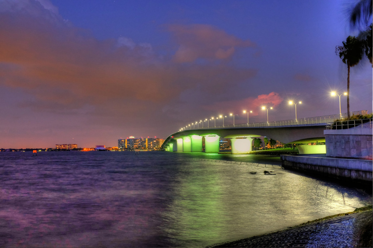 Ringling Bridge, Sarasota