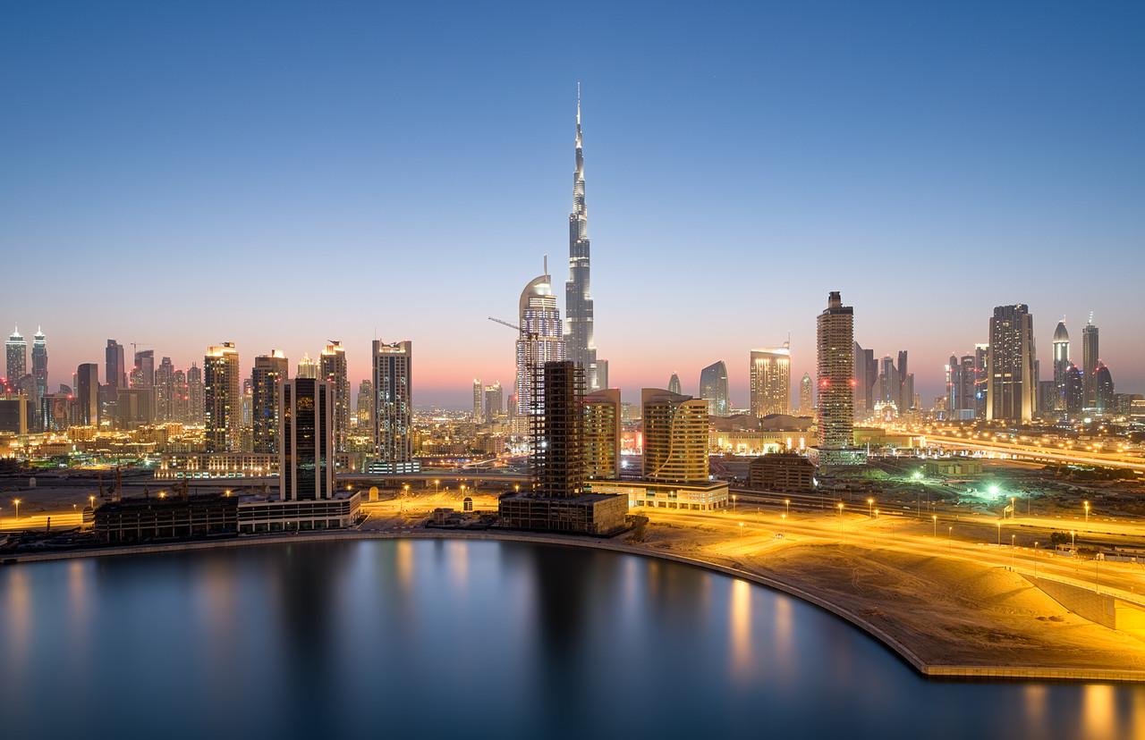 Glass Castles || Dubai