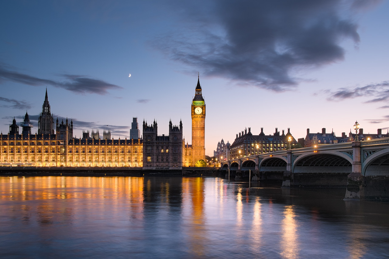 London by Night || England